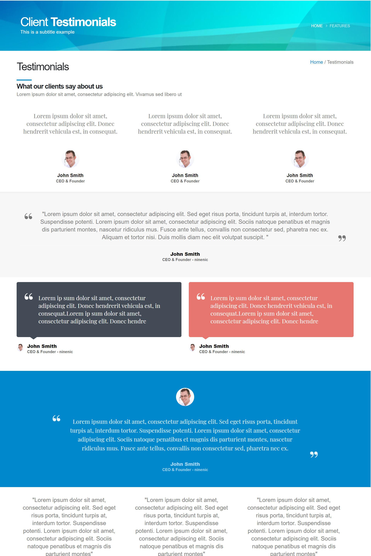 เว็บไซต์สำเร็จรูป-layout-page testimonials